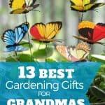 Best Gardening Gifts for Grandma