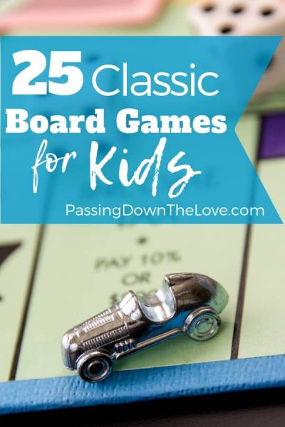 25 Favorite Board Games to Play with Kids