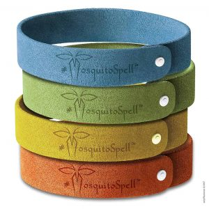 Camping gifts for Grandmas: Mosquito repellent bracelet