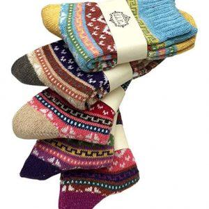 Camping Gifts for Grandmas: Camping Socks