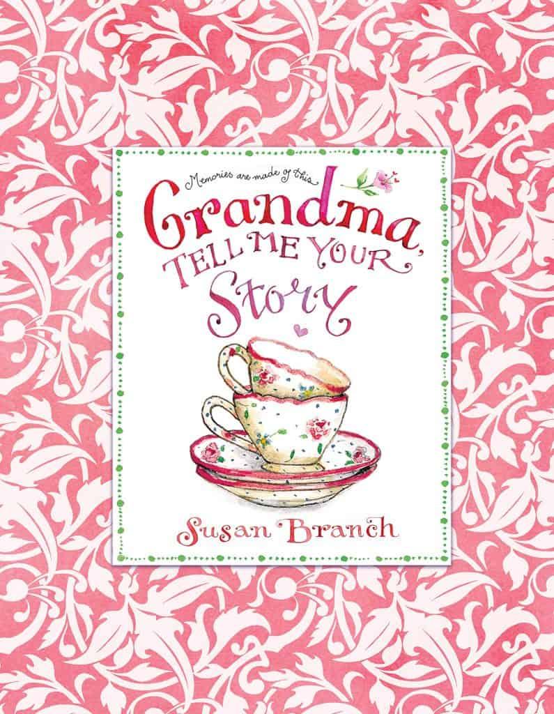 Grandma's Stories memory book