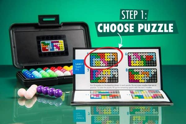 Kanoodle Puzzle
