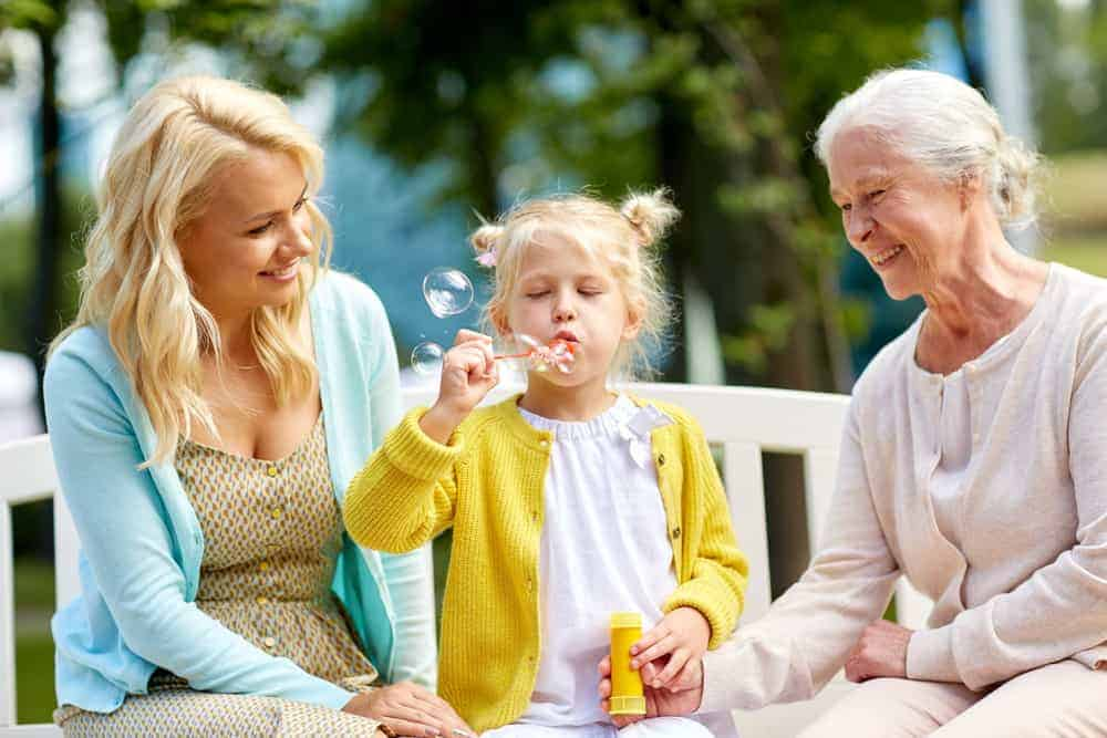 Activities for Grandparents with limited mobility