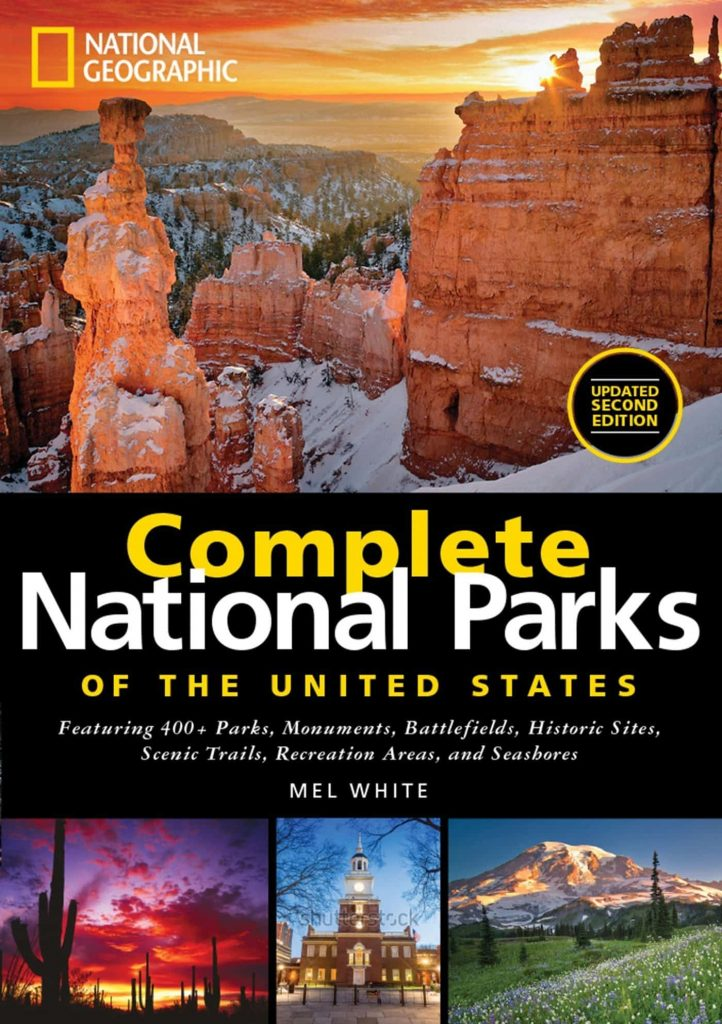 Camping Gifts for Grandmas: National Parks Guide
