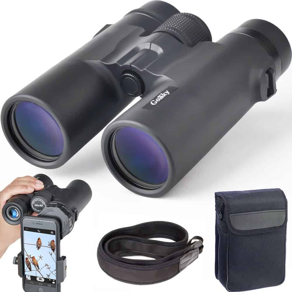 Binoculars nature gift for grandma