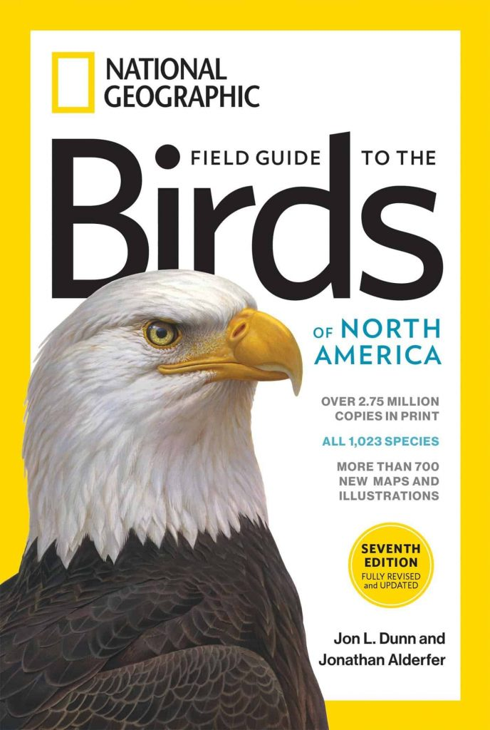 National Geographic Bird Book