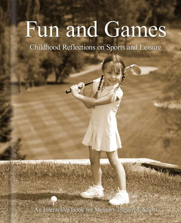 Fun and Games Activity Book