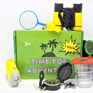 Kids camping adventure kit