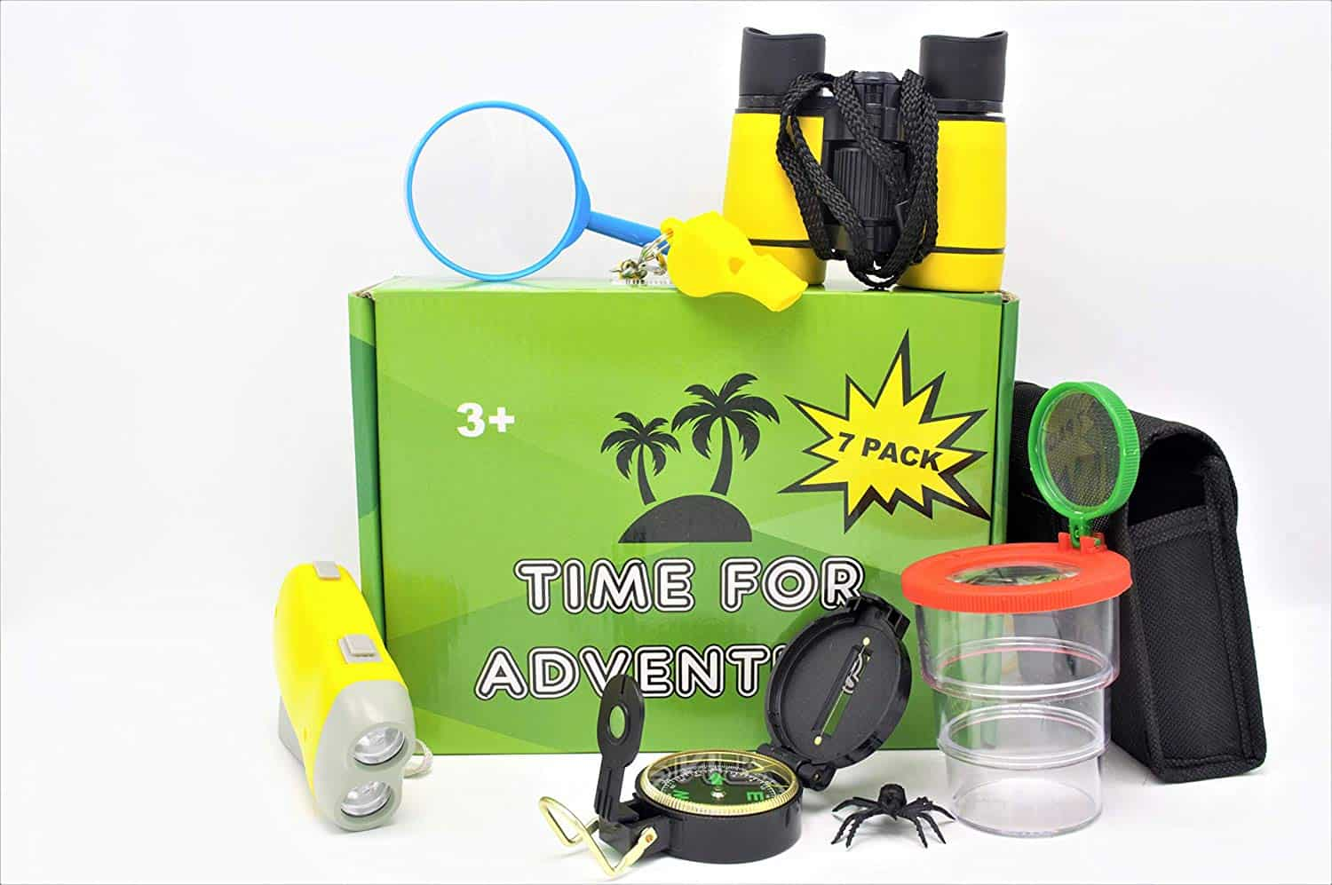 Camping Gifts for Grandmas: Kids camping adventure kit