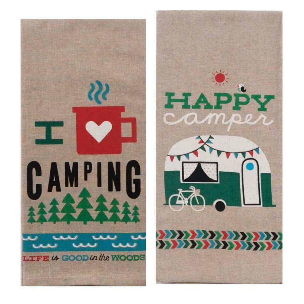 Camping Gifts for Grandmas: Camping towels