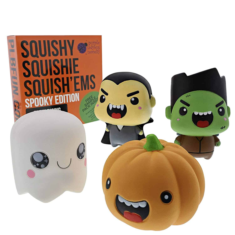 Halloween Squishies