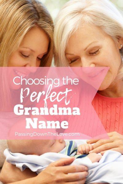 What to Call Grandma | Choosing The Perfect Grandma Name