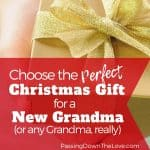 Christmas gifts for Grandmas A