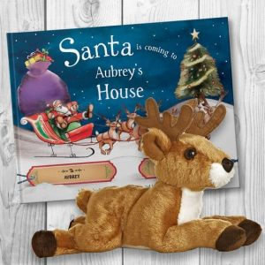 Children's Personalized Holiday Book