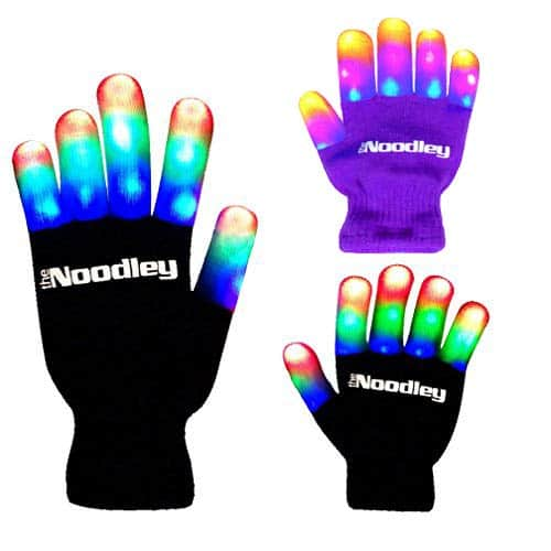 LED GLoves for Halloween