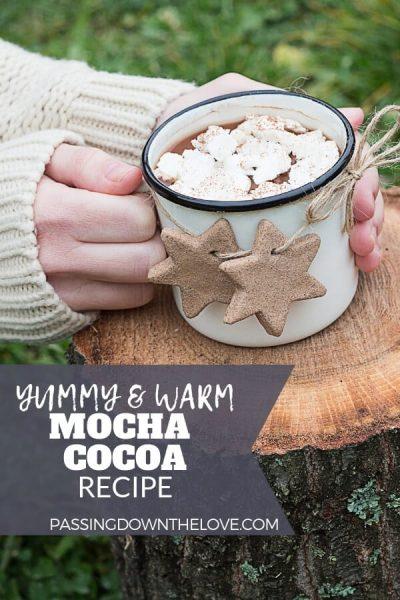 MOCHA COCOA SPECIAL RECIPE