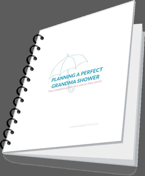 Planning the Perfect Grandma Shower