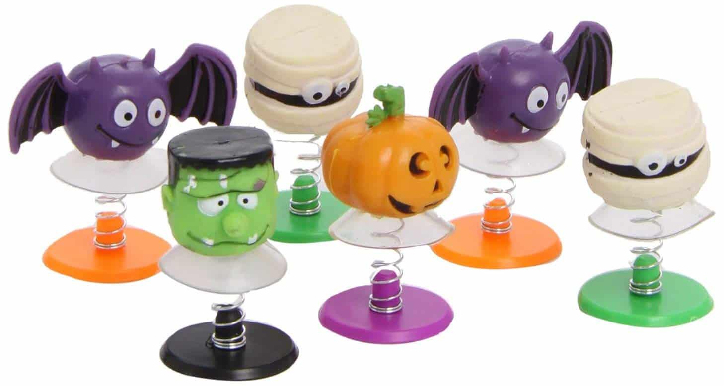 Halloween Popup Toys