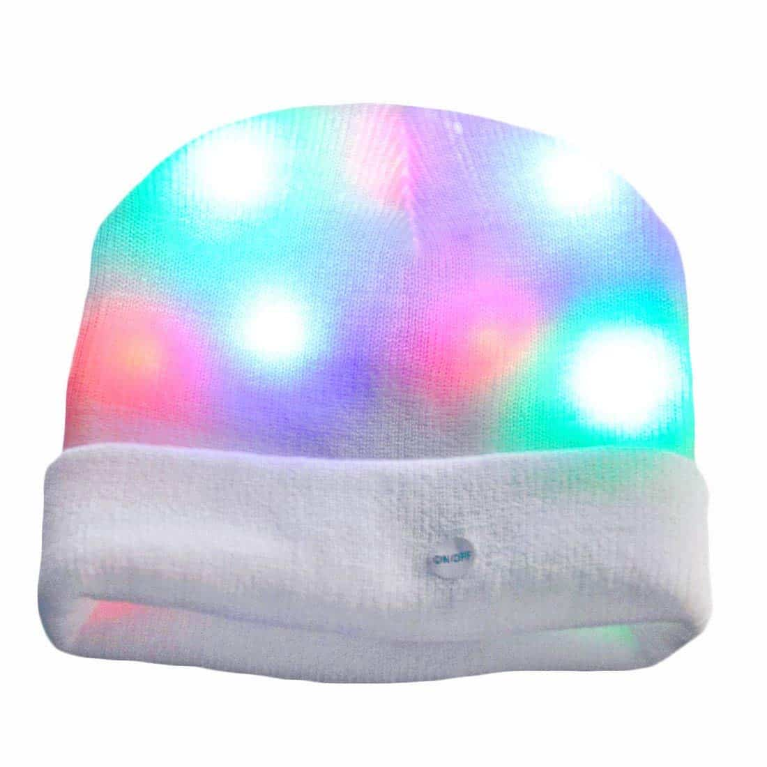 LED lighted hat