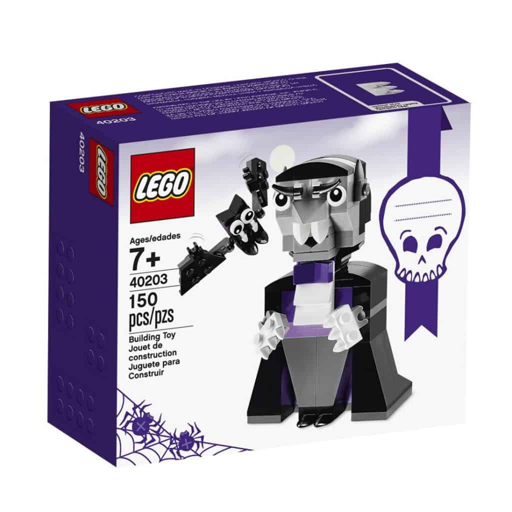 Lego Vampire and Bat building kit