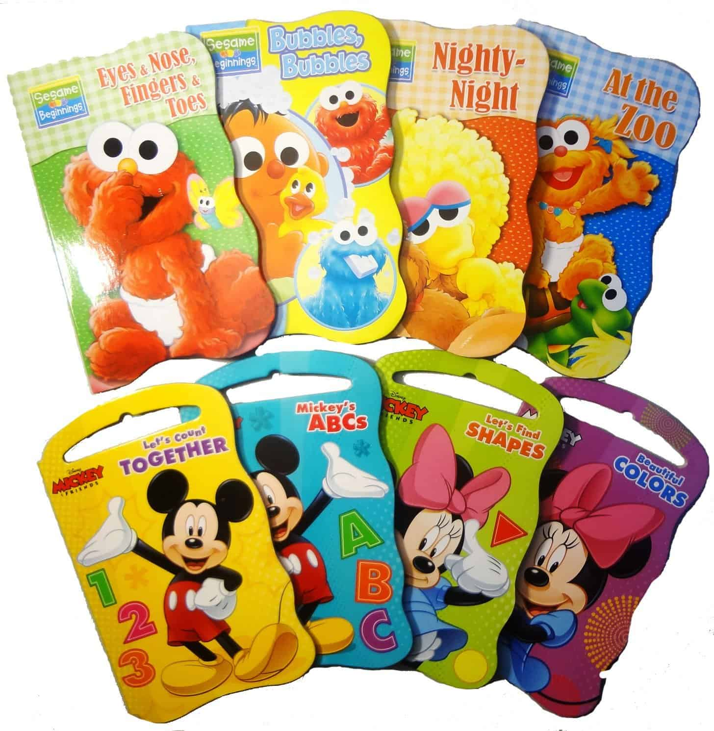 Sesame Street Book Set