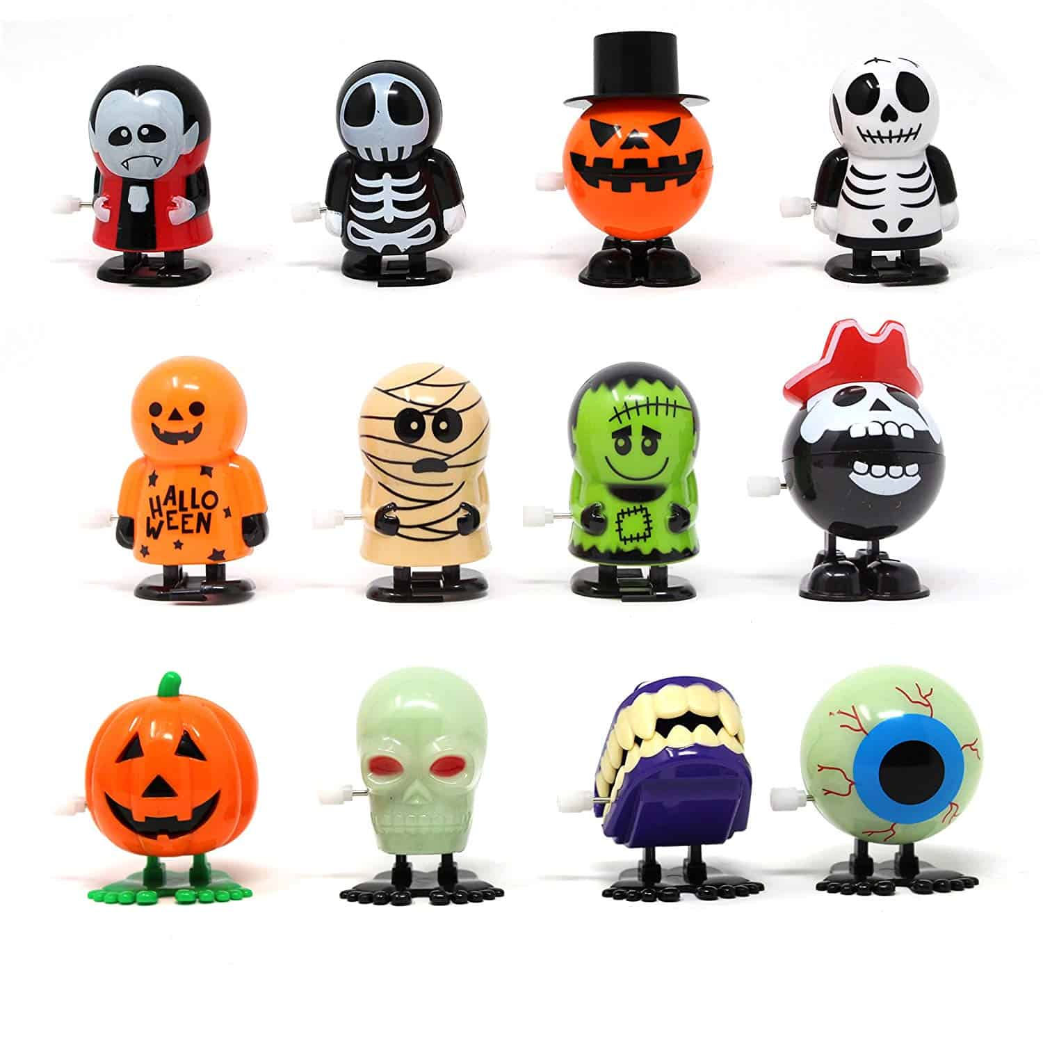 Halloween windup toys