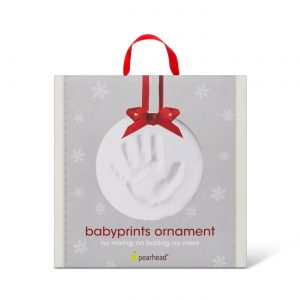 Babyprints First Christmas Ornament by Pearhead