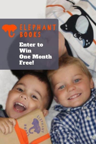 Elephant Books Give-Away