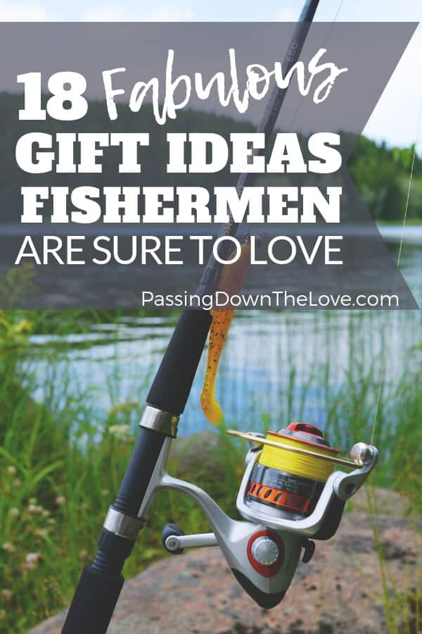 Find the perfect gift for the fisherman on your list with this fun gift guide for fishermen.