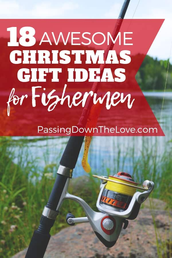 Gifts for Fishermen PIN