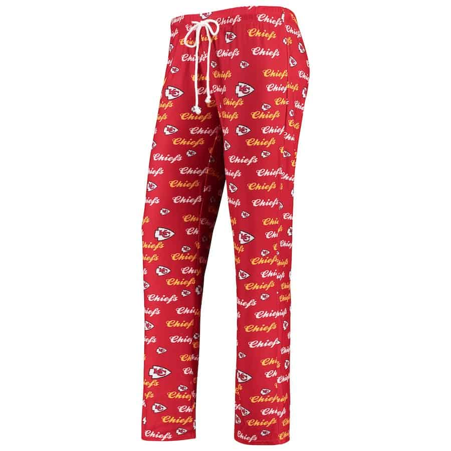 Pajama pants from her favorite NFL team make a great 60th birthday gift!