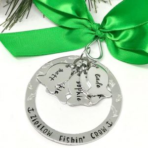 Personalized Grandpa Ornament