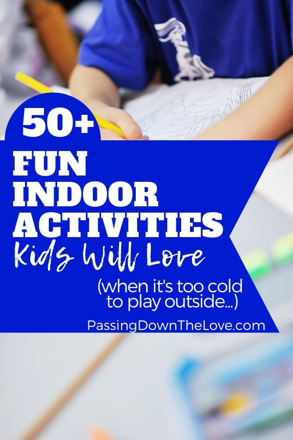 Indoor Fun with Kids