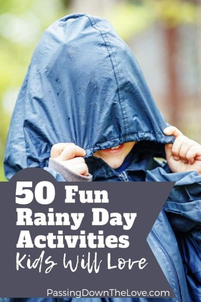 things to do with kids on a rainy day