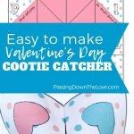 Cootie Catcher fortune teller