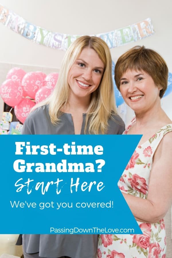 Information for New Grandmothers