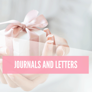 Journals and Letters