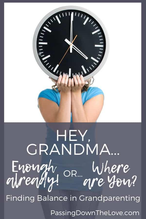 Hey, Grandma Pin
