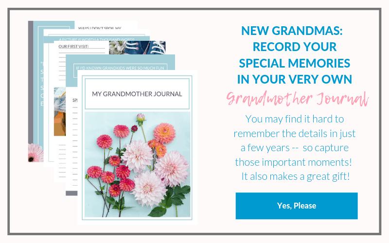 Grandmother Journal Printable
