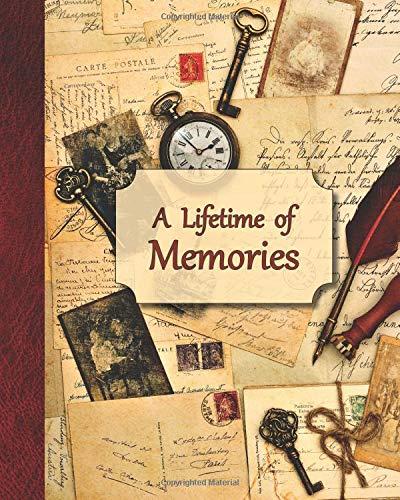 lifetime of memories book