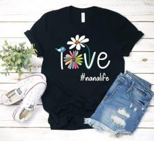 #Nanalife Tshirt