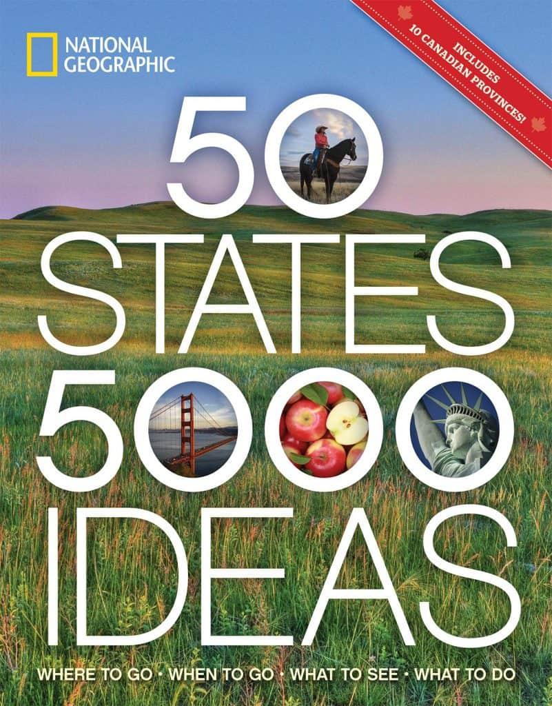 50 States book