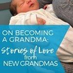 Becoming a Grandma