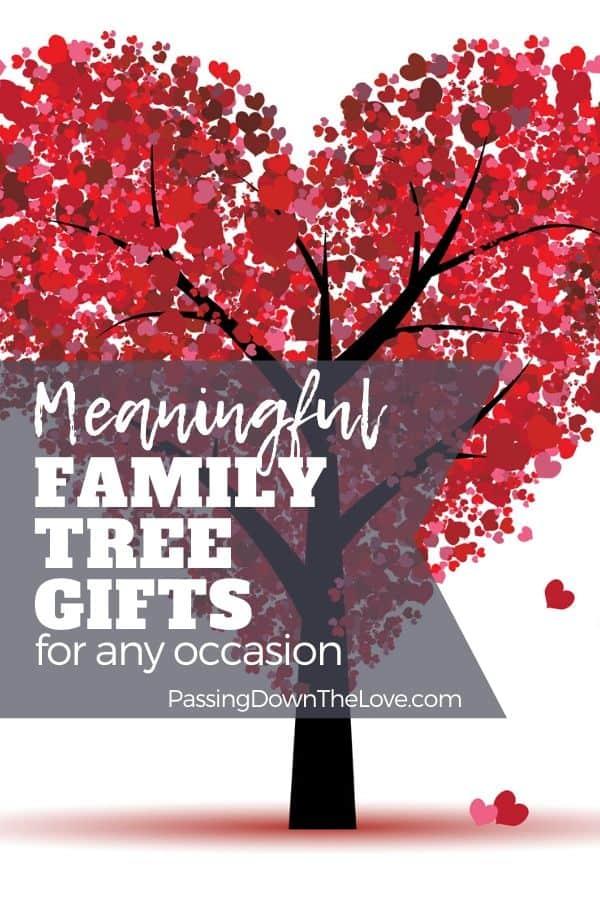 Family Tree Gift Guide