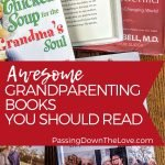 Grandparenting books pin