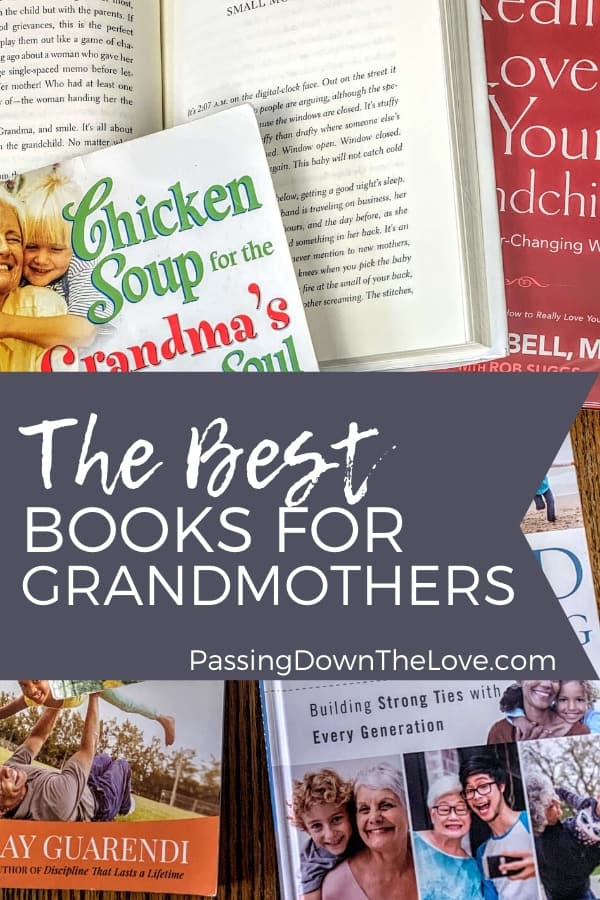 Books about Grandparenting PIN