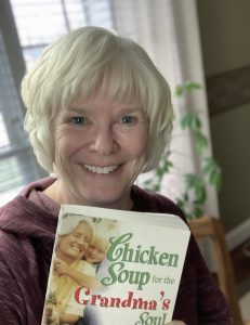 Reading Chicken Soup for the Grandma's Soul