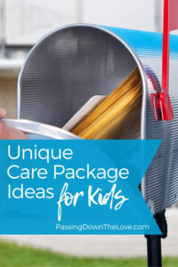 Care Packages for kids