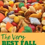 Fall trail mix