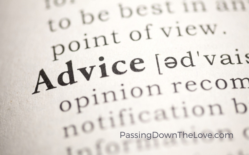 Offer Advice